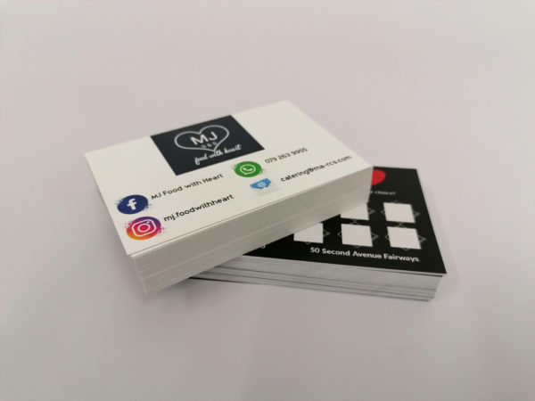 Business Laminated Card